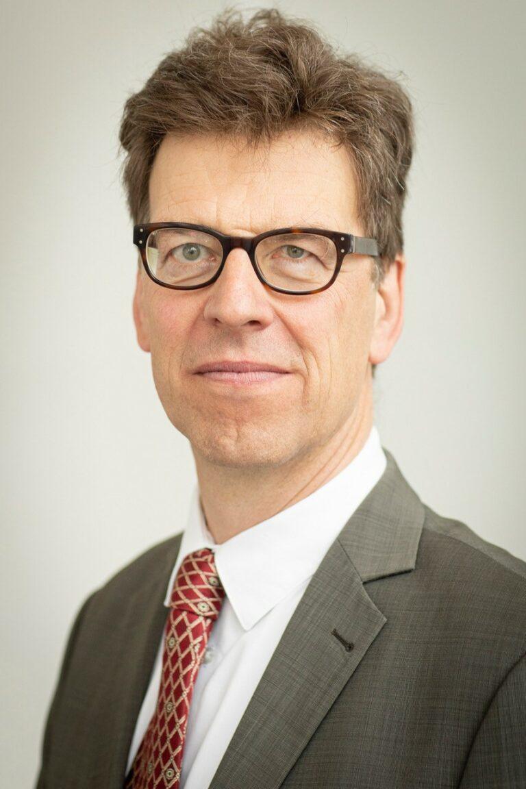 BHH-Gründungskanzler Christian Scherf